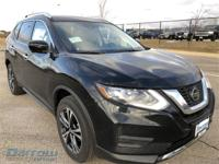 2019 Nissan Rogue SV Magnetic Black Pearl AWD 2.5L
