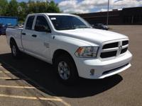 Bright White Clearcoat 2019 Ram 1500 Classic Express