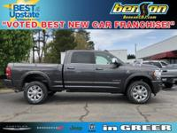 New Price! Crystal Metallic 2019 Ram 2500 Limited 4WD