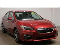 2019 Subaru Impreza 2.0i Limited Crimson Red Pearl