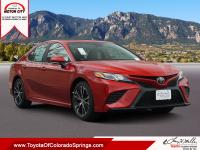 This 2019 Toyota Camry SE is offered to you for sale by
