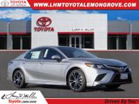 Boasts 39 Highway MPG and 28 City MPG! This Toyota