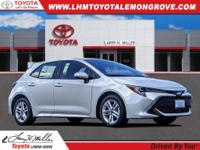 Scores 42 Highway MPG and 32 City MPG! This Toyota