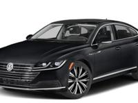 New Price! Black 2019 Volkswagen Arteon 2.0T SEL