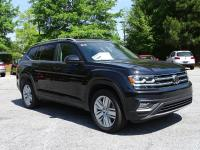 2019 Volkswagen Atlas Deep Black SE AWD New for 2018