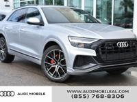$1,033 off MSRP!4-Zone Climate Control, Audi Active