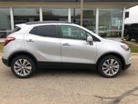 2020 Buick Encore Preferred FWD Quicksilver Metallic