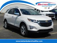 Pearl 2020 Chevrolet Equinox Premier AWD 6-Speed