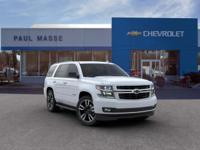 This outstanding example of a 2020 Chevrolet Tahoe LT