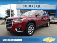 We are excited to offer this 2020 Chevrolet Traverse.