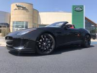 Narvik Black 2020 Jaguar F-TYPE P340 RWD 8-Speed
