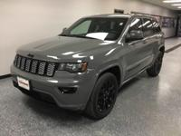 Wow!! Beautiful Sting-grey 2020 Grand Cherokee Laredo