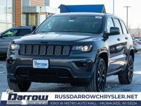 2020 Jeep Grand Cherokee Altitude Granite Crystal