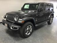 Wow!! Beautiful 2020 Wrangler 4dr Sahara!!! Heated