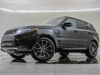 This Land Rover Range Rover Sport delivers a