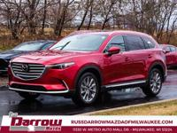 2020 Mazda CX-9 Grand Touring Red Crystal 2.5L