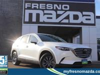 2020 Mazda CX-9 Sport Snowflake White Pearl 6-Speed