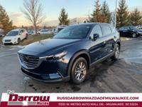 2020 Mazda CX-9 Touring Deep Crystal Blue Mica 2.5L