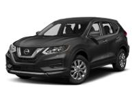 Caspian Blue Metallic 2020 Nissan Rogue SV AWD CVT with