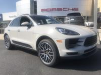 Chalk 2020 Porsche Macan S AWD 7-Speed Porsche