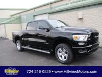 $7,527 off MSRP! 2020 Ram 1500 Big Horn/Lone Star Big