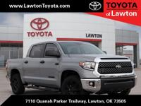 2020 Toyota Tundra SR5 4WD 6-Speed Automatic Electronic