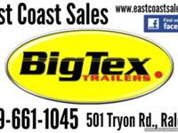 The 20 AC from Big Tex is loaded with functions and is
