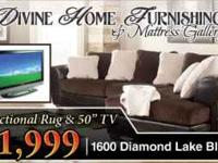 "Holiday specials on now 50"" LG plasma TV plus Ashley's"