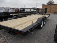 New __ 8.5 x20 STK # 4945 ____ trailer for sale with