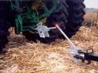 NEW BERGMAN MFG. AGRI-SPEED HITCH, TO FIT TRACTORS,