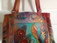 ANUSCHKA New, mint condition, hand painted, every one