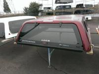 NEW Leer canopy. Fits:. 07+ GMC SIERRA STAFF TAXICAB