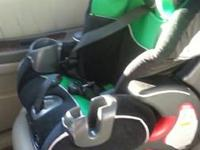 Car seat from walmart. only used 4 times. I got it for