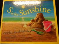 "For Sale: New, 2000, hardcopy of ""S is for Sunshine"" ."