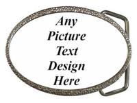 Brand New Custom Chrome Belt Buckle Clothe Accessories
