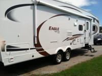 2013 EAGLE, 31.5 FBHS ?*** CUSTOMER VALUE PACKAGE WITH