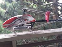 I have a gaui nx4 rc heli for sale. I just never ever