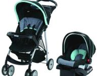 Graco Lightrider Travel System: Stay light and