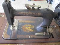 New Home Sewing Machine 1918 - $250 (Lake Palestine