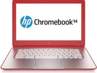 Orange Hp Chromebook for sale Brand new  Comes with 2