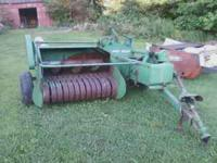 For sale, 9 foot New Idea haybine. Worked good when