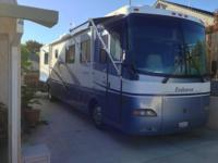 2002 Holiday Rambler Endeavor  Only 46k miles!!!