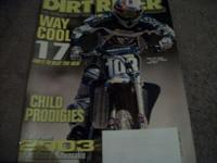 Dirt Rider,July 2002,The worlds most popular dirt bike
