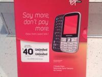 In box ... NEVER OPENED ... PayLo Mobile phone from