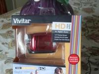 This is a brand new digital video recorder by Vivitar