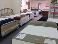 BED MATTRESS FACTORY'S STORES (( 1/2 PRICE )) BARGAIN
