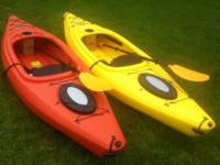 Kayaks for sale - They are brand new and come with a
