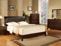 Brand New Designer Bedroom set. This is a stylish