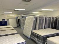 I'm clearing out mattress sets for a national