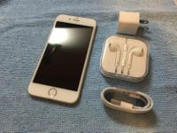 Type: Apple iPhone Type: 6 64GB Gold never used, just